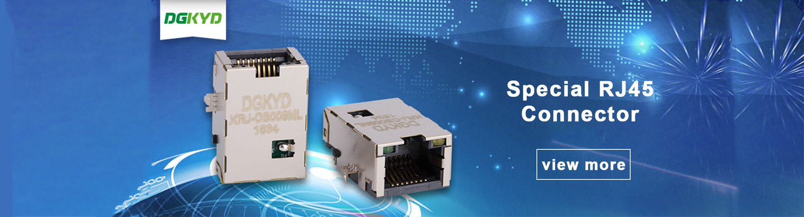 China best RJ45 Ethernet Connector on sales