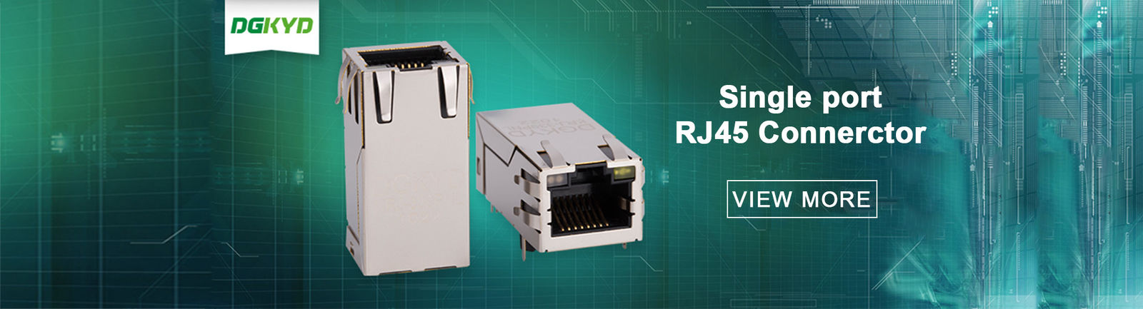 China best RJ45 Single Port on sales