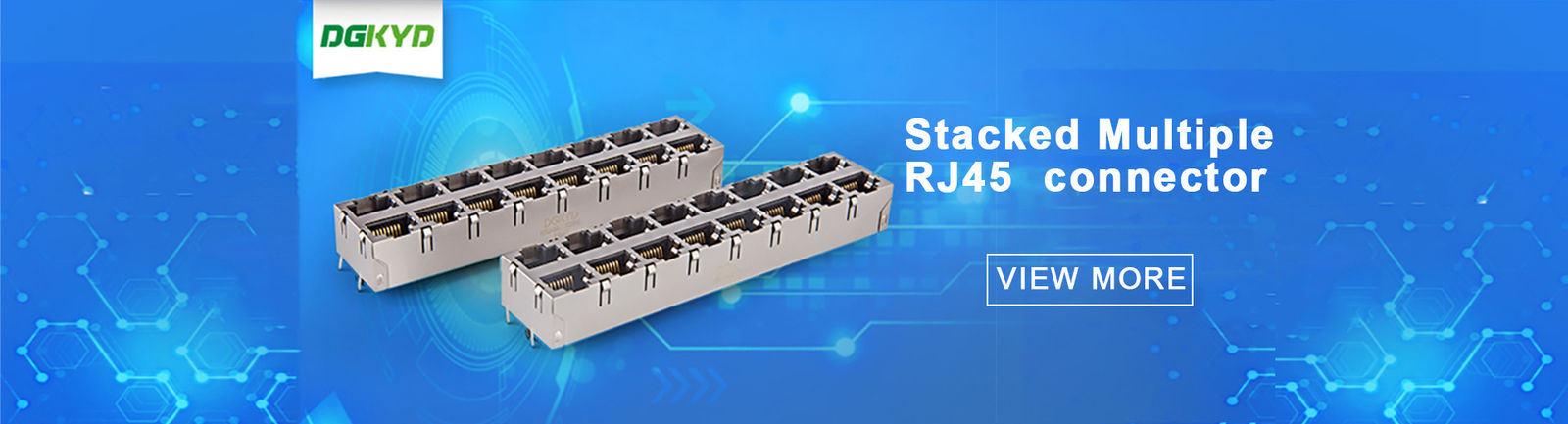 China best RJ45 Multiple Port Connectors on sales