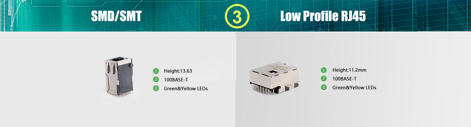 China best RJ45 Modular Jack on sales