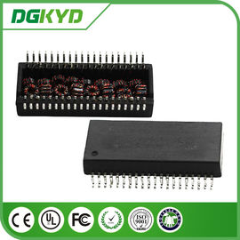 China KH4001SR SMT quad Port Isolated Transformers modules 10/100 BASE - TX distributor