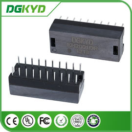 China KH2001DR DIP Mounting 10/100 magnetic Isolated Transformers 20 pins distributor